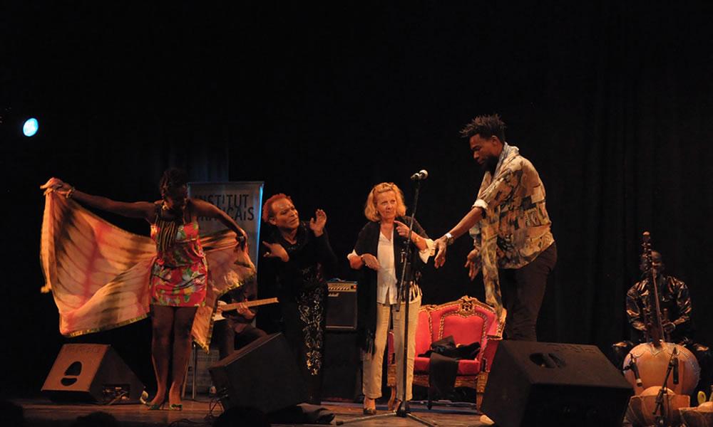 Concert d'Erol Josué