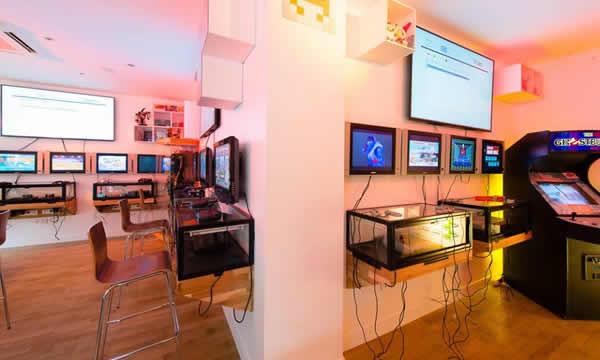 Salon international du gaming et des animes