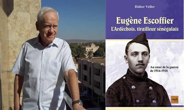 Eugène Escoffier, l'Ardéchois-Tirailleur sénégalais