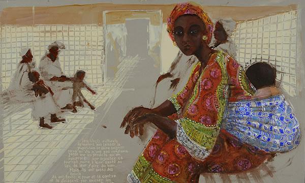 Parlons de liens, de Bamako à Lyon