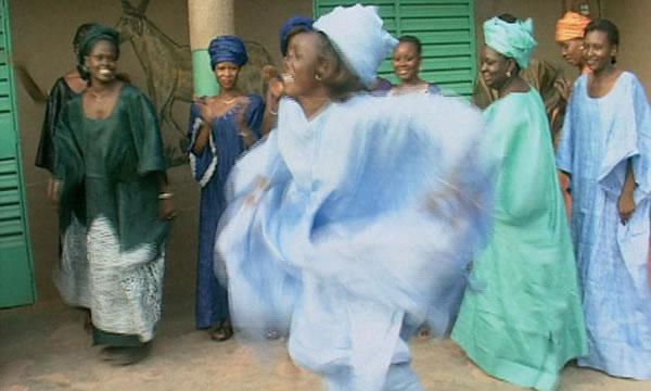La danseuse d'ébène
