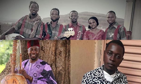 Concert hommage à  Bouramani Kouyaté