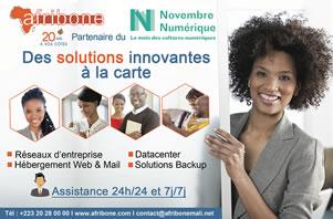 Afribone, partenaire du Novembre Numérique