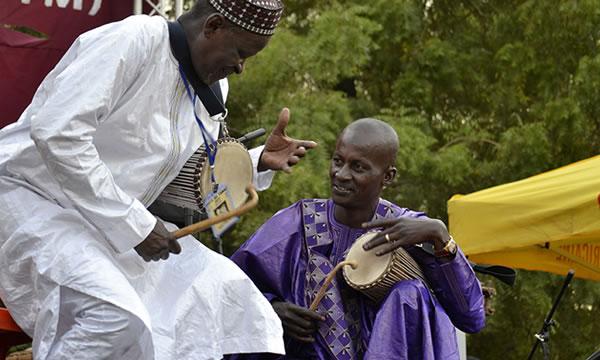 Cheickné Sissoko 5 tamans et son groupe Somane
