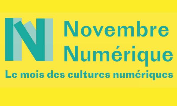 Novembre numérique
