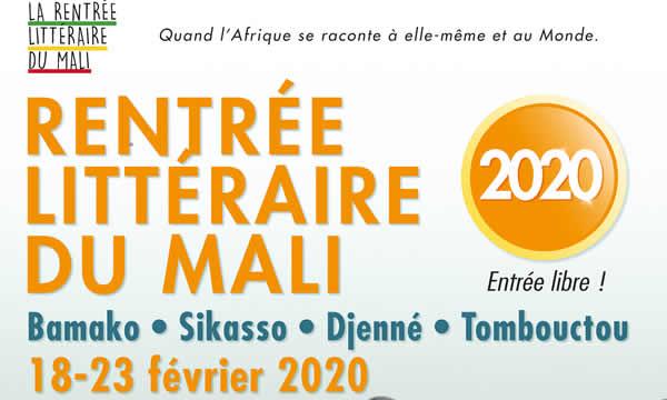 La Rentrée Littéraire du Mali 2020