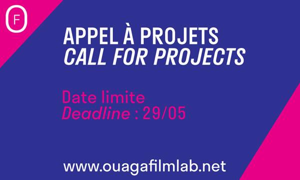 Ouaga Film Lab renouvelle son appel aux projets de films