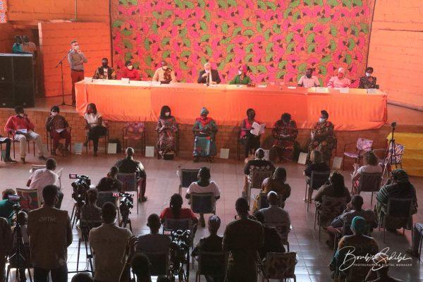 Africa 2020 – les images de la conférence de presse
