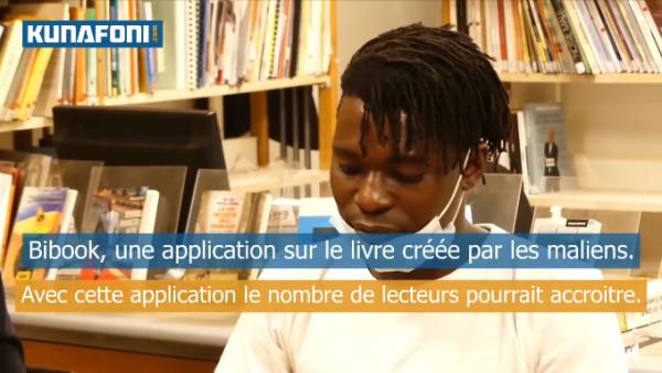 Bibook, une application créée par des jeunes maliens