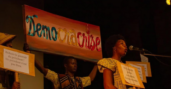 « Ecole de Slam » de Jeuness'Art : la 4e édition dépeint la politique malienne