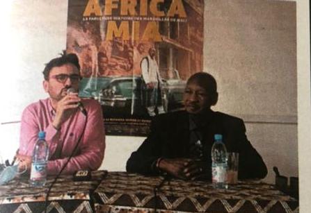 Africa Mia dans le journal «L'indépendant»