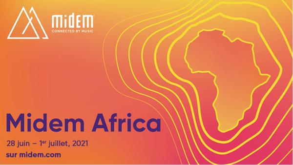 Professionnels de la Musique, participez au 1er Midem Africa