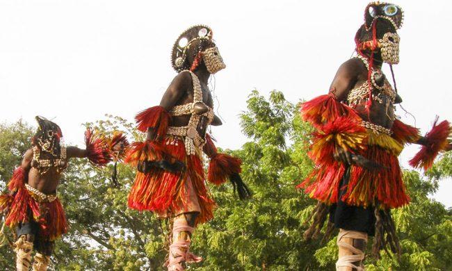 La société secrète des masques dogons - Institut français du Mali