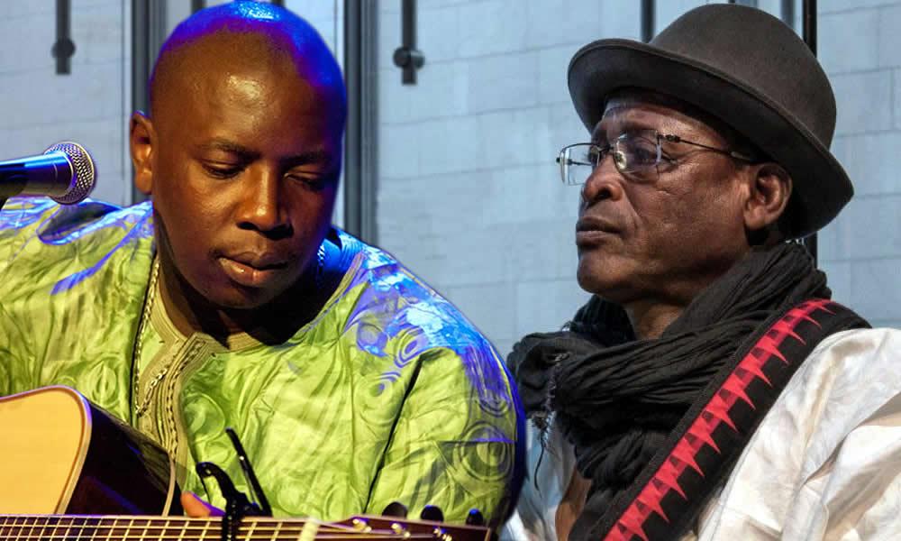 Fête de la musique 2018 : Afel Bocoum / Vieux Farka Touré