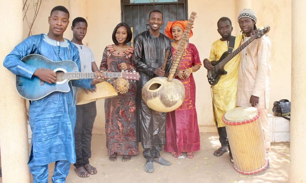 Saïba band