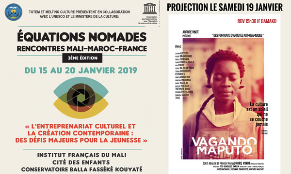 Equations Nomades : Projection du documentaire