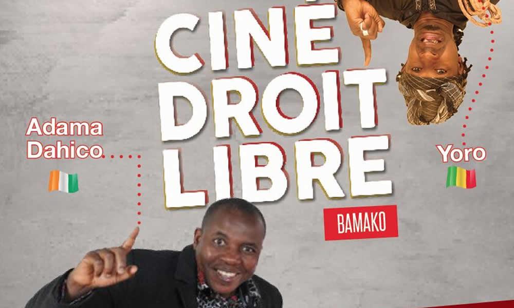 Ciné Droit Libre : Chronogramme