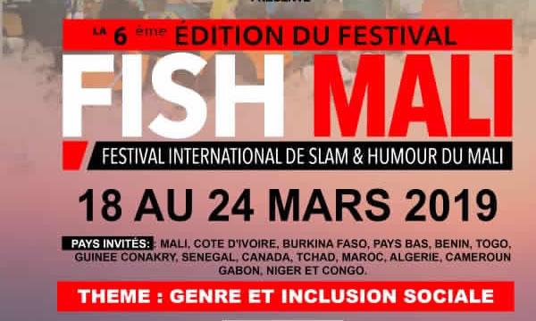Festival International de Slam et Humour du Mali – FISH