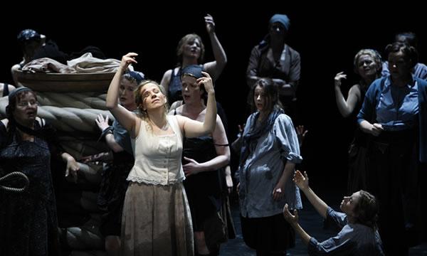 Opéra // Le vaisseau fantôme de Richard Wagner