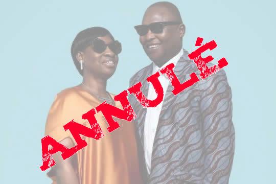 [Annulé] Amadou et Mariam