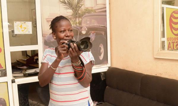 Oumou Traoré : Le clic au féminin
