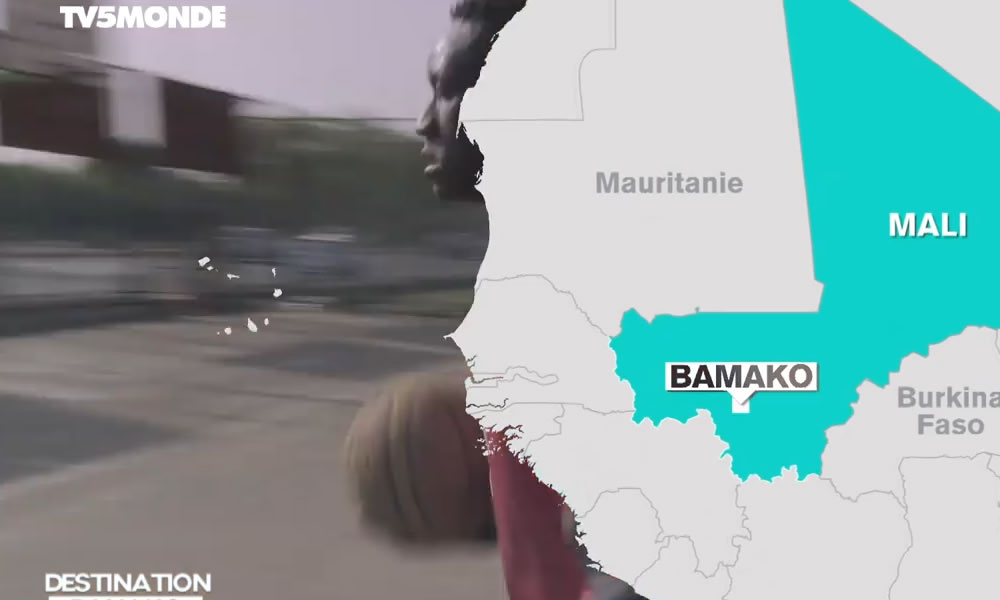 Destination Francophonie à Bamako