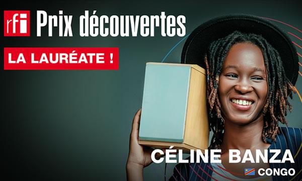 [Annulé] Céline Banza
