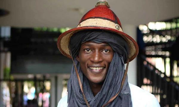 Ibrahim Kébé, la réinvention du passé